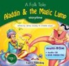 Aladdin & the Magic Lamp multi-Rom (Audio CD|DVD Video & DVD Pal)