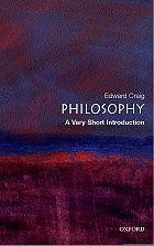 A Very Short Introduction: Philosophy