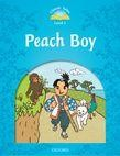 Classic Tales 1: Peach Boy e-book and audio pack