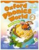 Oxford Phonics World 2 Student Book with MultiROM