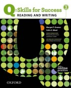 Q Skills for success 3 Reading and Writing Student Book