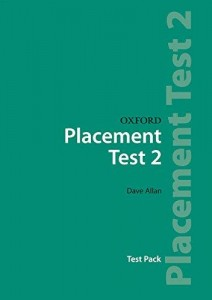 Oxford Placement Test 2