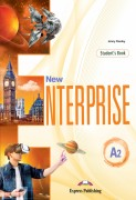 New Enterprise А2  Student's Book