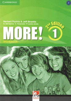 More! 1 2nd Ed Workbook