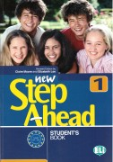 New Step Ahead 1 Students Book with CD-ROM