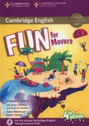 Fun for Movers 4th edition Students Book